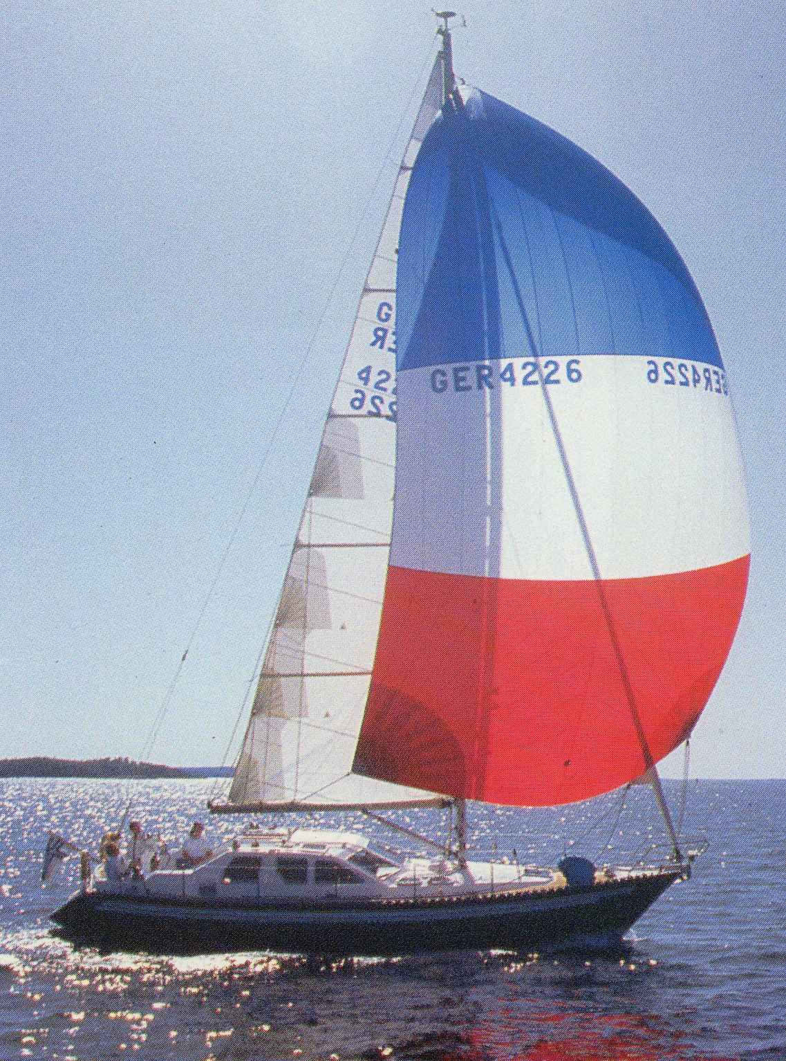 Sloop - Nauticat 39